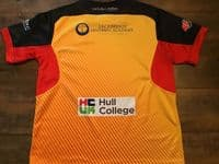 Classic Rugby Shirts | 2015 Hull KR Vintage Old Jerseys